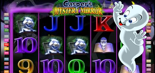 Casper's Mystery Mirror Slots