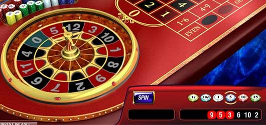 Mini Roulette Casino