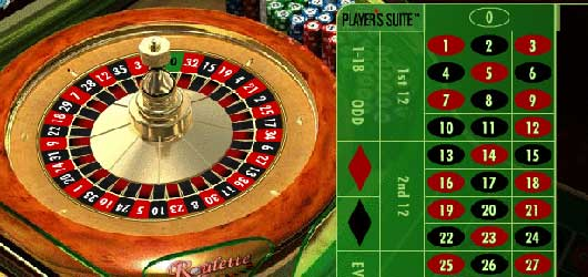 Roulette Players Suite