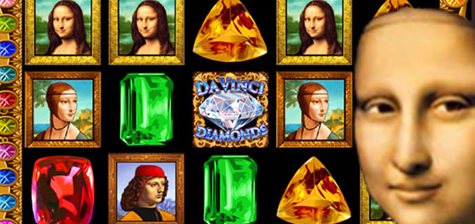 Da Vinci Diamonds Slot Free Play
