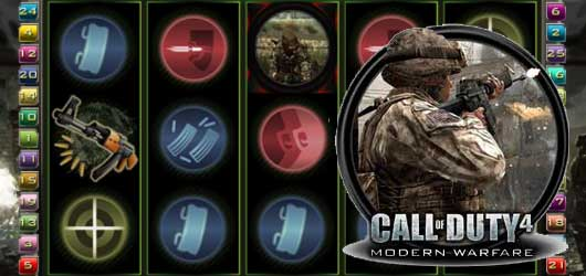 Call Of Duty 4 Slot Free Play