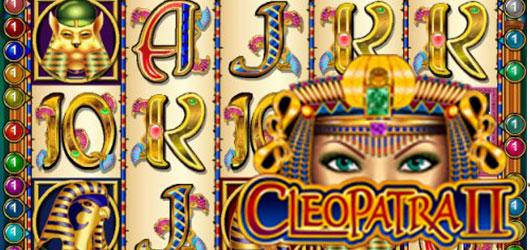 Cleoptra II Slot Free Play