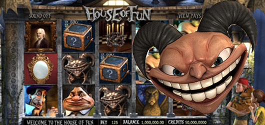 House Of Fun Slot Machine