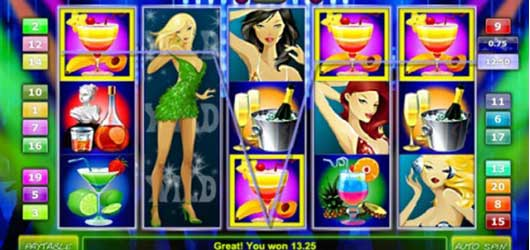 Party Night Slot Machine